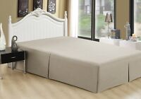 Bamboo Eco Friendly Egyptian Comfort Wrinkle Free Super Soft Bed Skirt