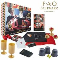 ***NEW IN BOX*** FAO Schwarz Ultimate Magic 28 pcs Set with 300 Tricks