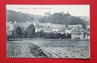 AK NOSSEN in Sa. um 1910 Blick vom Kronenberg auf die Stadt   ( 34585