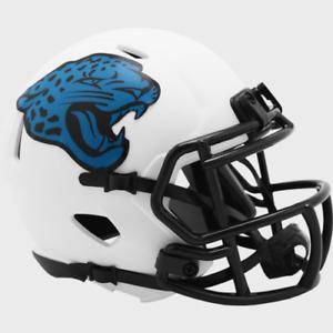 Jacksonville Jaguars Lunar Eclipse Alternate Speed Mini Helmet Replica Riddell