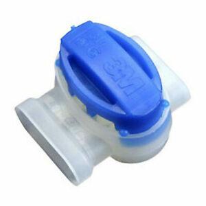 3m T Tap Azul Scotchlok N ° 952 1.0-2.0 mm ² Cableado Conectores QTY 10