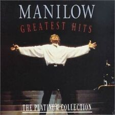 Barry Mainlow Greatest hits-The platinum collection (19 tracks) [CD]