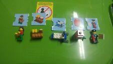Lego City Advent Calendar Mini Sets X5