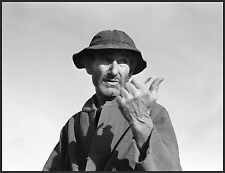 Masters of Photography: Cotton Picker, 1939 by Dorothea Lange: Digital Photo