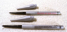 BENEFIT - LOT OF 2  PRECISELY, MY BROW PENCILS - # 2 -TRAVEL SIZE .0009 oz.ea.