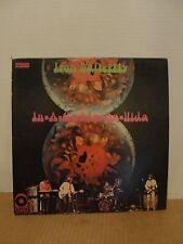 "1968 IRON BUTTERFLY VINYL LP RECORD "" IN-A-GADDA-DA-VIDA"""