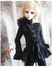 1/3 BJD 65cm boy dollI outfit plehouse YID SD17 black color gothic shirt ship US