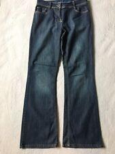 "Ladies Next jeans Size 12 l Inside Leg 32"" Denim Bootcut"