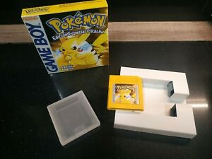 Juego Pokémon edición Amarilla GB Nintendo Game boy (Repro)