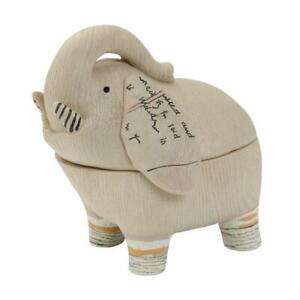 Creative Bath Animal Crackers Elephant Resin Soap Dish