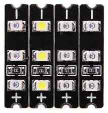 4x Diatone LED Board 7v-12v 2s 3s Lipo Red, Green, Blue, White 16 Strips