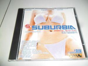 SUBURBIA COMPILATION ESSENTIAL HOUSE MUSIC 2003 CD COME NUOVO ORIGINALE RARO