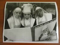 "Vintage Glossy Press Photo A Chorus Line of 5 Wacky Nuns in "" Nunsense "" 1988 #1"