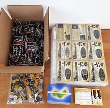 HUGE Wizkids Pirates of the Spanish Main Lot of 200+ Pieces 78 Unpunched +++