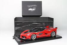 BBR Ferrari FXX K Abu Dhabi 2014 #10 1/12 Scale LE of 300 BBR1204 New! In Stock!