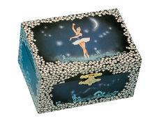 Schmuckdose Schmuckkästchen Ballerina mit Spieluhr
