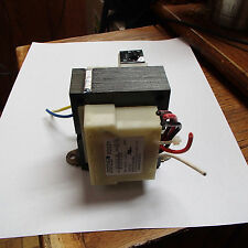 Mars 75V Control Transformer 50321 Used Cut Out