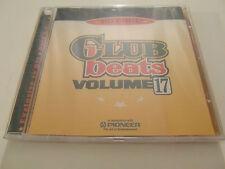 Club Beats Volume 17, DJs Only - Various (CD Album) Used Very Good Sealed