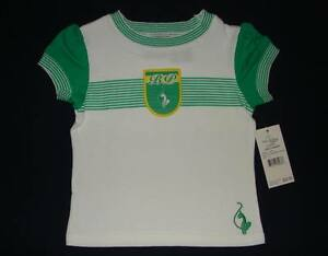 Baby Phat Little Girls Short Sleeve T Shirt 3T  NWT