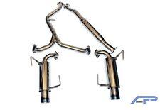 Agency Power Catback Exhaust FITS 08-14 Subaru Impreza WRX