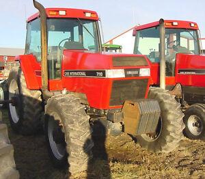 Case IH Magnum Tractors 7110 7120 7130 7140 Shop Service Repair Manual Workshop