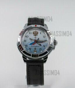 VOSTOK  Komandirskie Russian military Wrist watch mechanical 431619