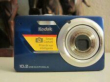 Kodak EasyShare M340 10.2MP Digital Camera - Blue