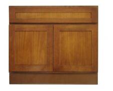 "36"" Bathroom Vanity 36-inch Cabinet Honey Oak"