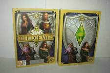 THE SIMS MEDIEVAL COLLECTOR'S EDITION USATO OTTIMO PC DVD VER ITALIANA FR1 50006