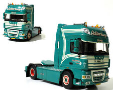 "WSI TRUCK MODELS,DAF XF 105 SUPER SPACE CAB 4x2 ""BENNIE ACHTERKAMP"",1:50"