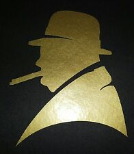 Davidoff Winston Churchill cigar decal