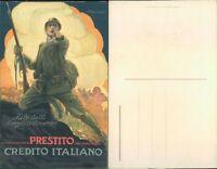 WW1  PRESTITO NAZIONALE 5%- CREDITO ITALIANO-N.49364