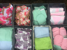 200 Mixed Baby Items - Socks,Mittens, hats dusters,Knickers - All New!