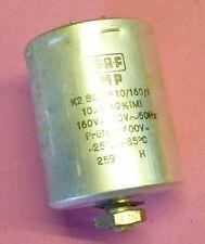Kondensator  S.A.F  MP 10 µF 160 Volt