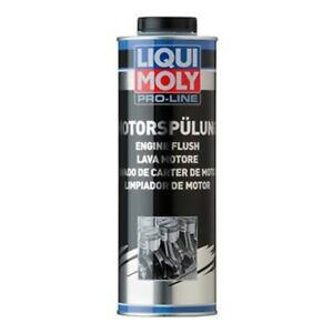 1L LIQUI MOLY Pro-Line  Motorspülung Motorreiniger Öl Additiv
