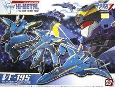 Used Bandai VF HI-METAL Macross 7 VF-19S Blazer Valkyrie Emerald Force Custom