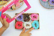 United Oddsocks Donuts Design - Ladies Novelty Socks - Mothers Day Gift
