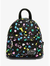 Harry Potter Luna Lovegood Icon Mini Backpack- NWT