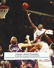 Michael Jordan Chicago Bulls HOF 6 x NBA Champion 14 x All-Star 8x10 Photo