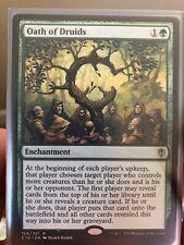 English x 1 Light Play Exodus MTG Oath of Druids
