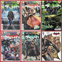 BATMAN #95 96 97 98 99 100 SET (1st PRINT) Punchline Joker Harley DC 2020 NM- NM