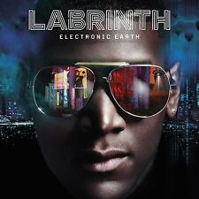 LABRINTH Electronic Earth UK heavy white vinyl 2-LP SEALED/NEW Tinie Tempah