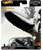 Hot Wheels Premium Pop Culture E Case Led Zeppelin Haulin Gas