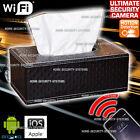 Room Camera Wireless Home Security Recorder Tissue Box HD IP WIFI No SPY hidden