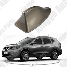 Gray Shark Fin Antenna With Radio Function For Nissan Rogue X-trail 2014 2015
