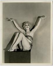 Pre-Code Flapper Nancy Carroll Vintage 1928 Manhattan Cocktail Photograph Richee