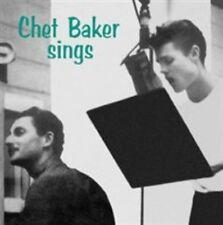 Chet Baker Sings LP Vinyl 33rpm