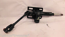 FIAT 124 SPIDER STEERING SHAFT w IGNITION LOCK HOUSING BRACKET U JOINTS 80 - 85