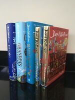 David Walliams five Hardback book bundle Kids Childrens Books Job Lot Set