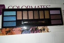 Colormates Eyeshadow Pallette Garden Party #8109 New Shimmer Eyeshadow